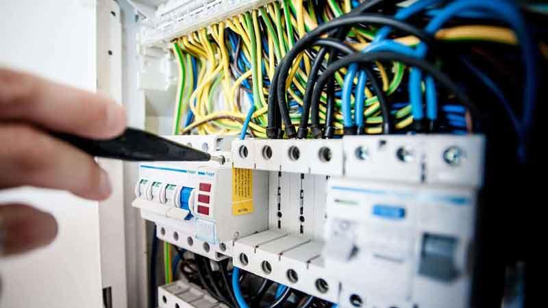 Riparazioni elettriche elettricista